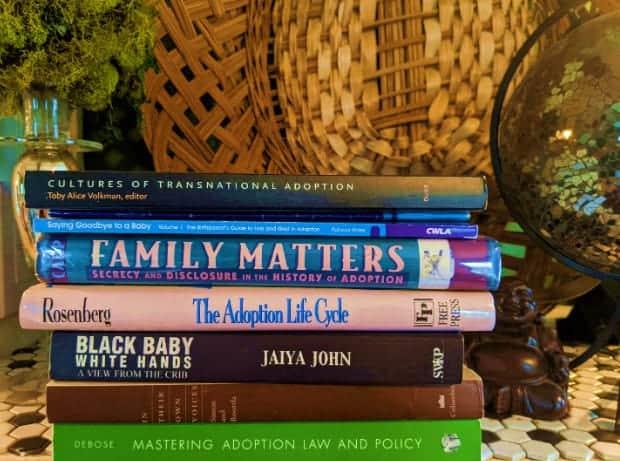 Adoption Home Study Books
