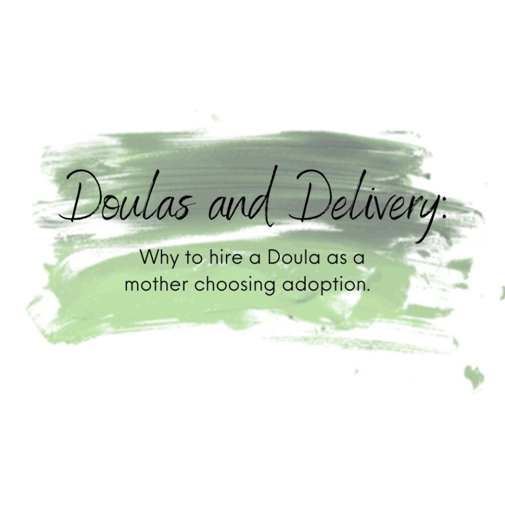 Doula's and Delivery Graphic Square