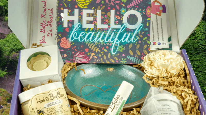 Pamper Solace Box